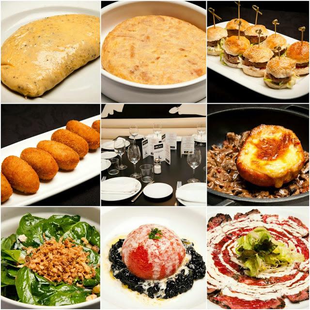 Cena blogueros cocineros 2013 de canal cocina vamos a for Cenas frias canal cocina
