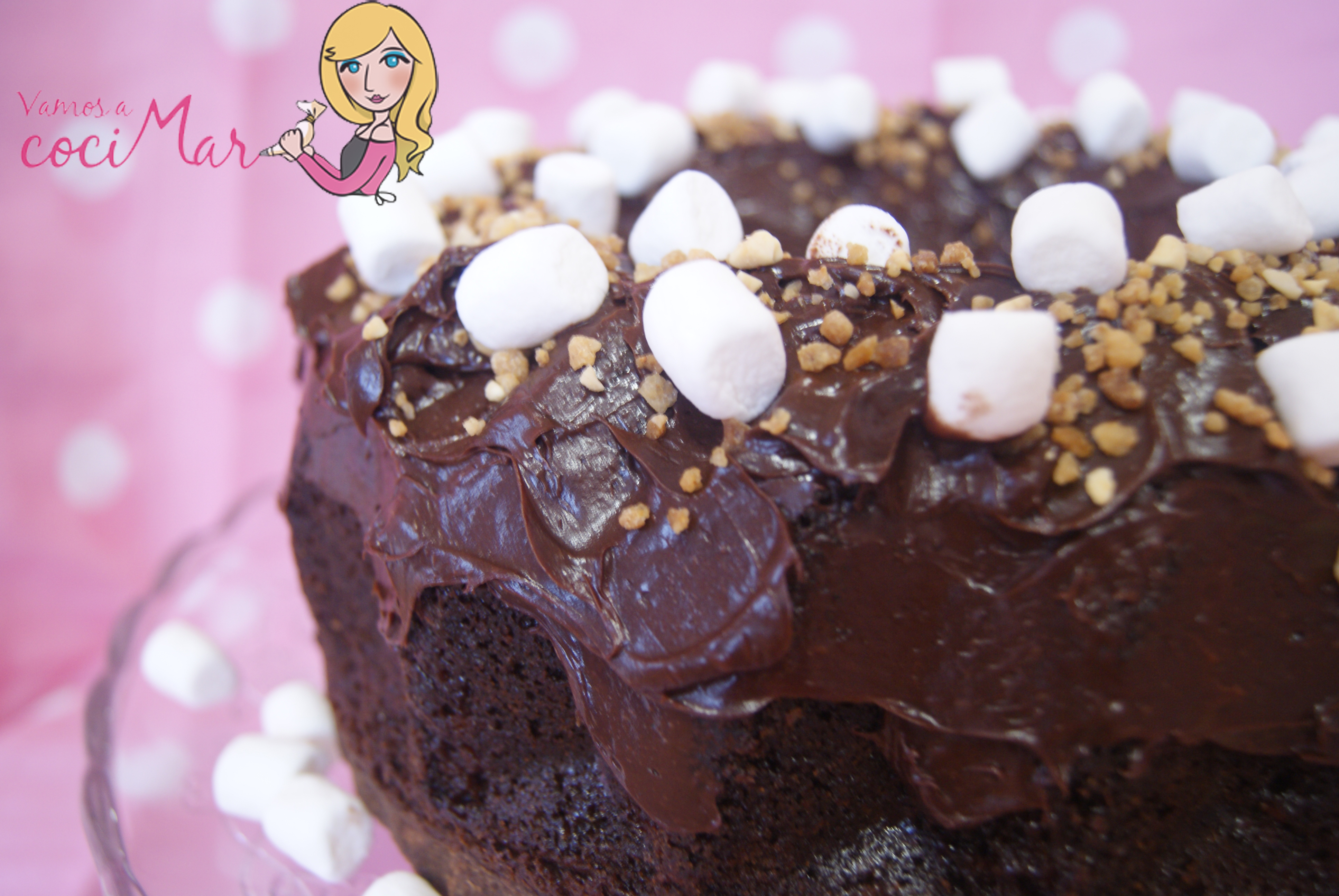 Bundt Cake choclate