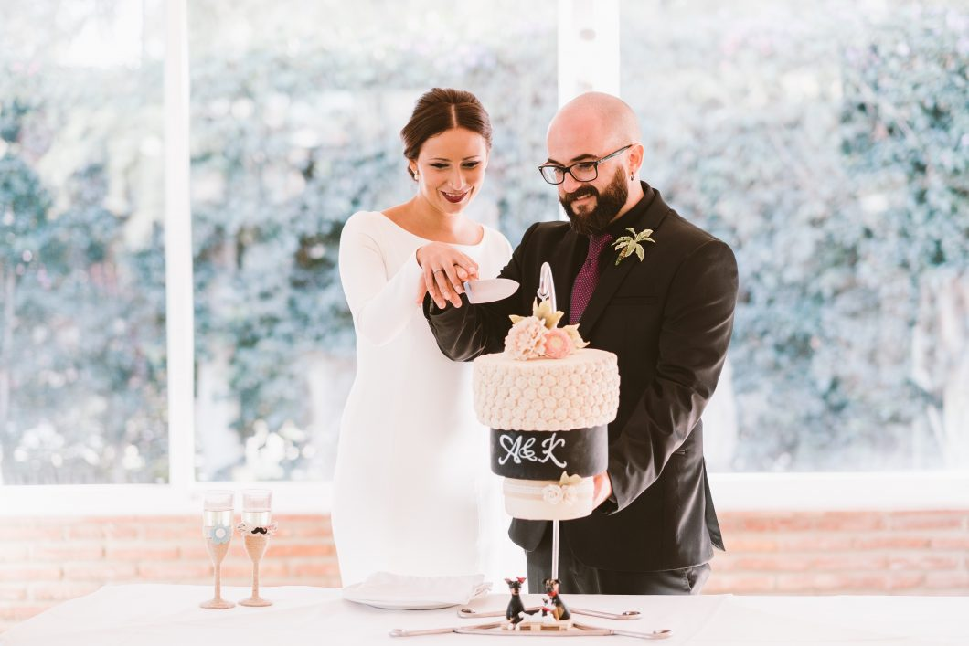ideas-tarta-fondant-colgante-boda-pendant-cake