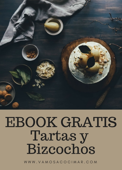 ebook gratis tartas y bizcochos