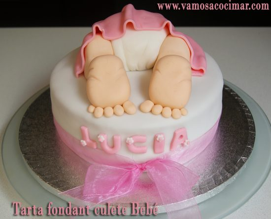 pasteles para bebés pies gay