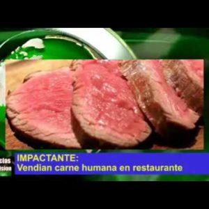 Ningún restaurante de Tokio sirve carne humana