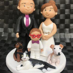 modelado-novios-porcelana-fria-tarta-bodas